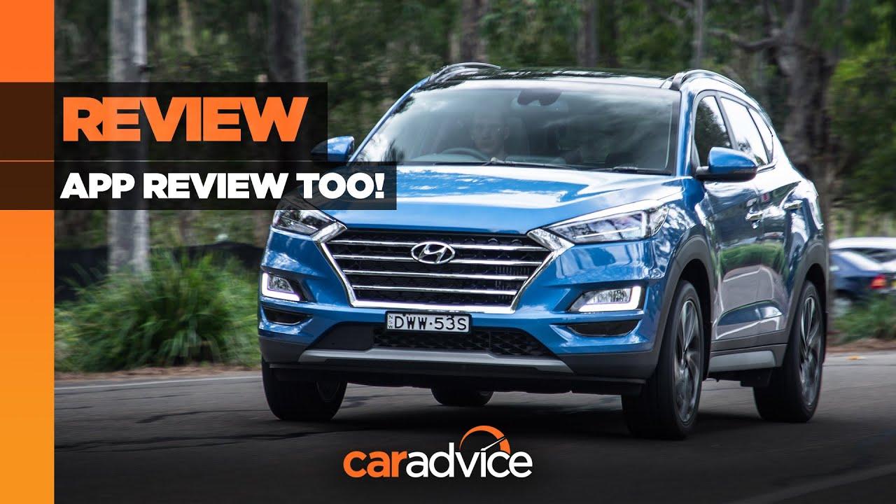 REVIEW: 2019 Hyundai Tucson 1 6 petrol Highlander + Auto Link app