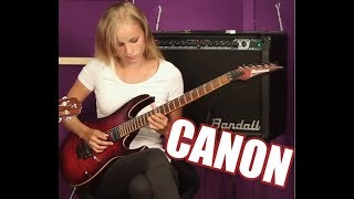 Canon Rock Laura and Victor Lesson Part1