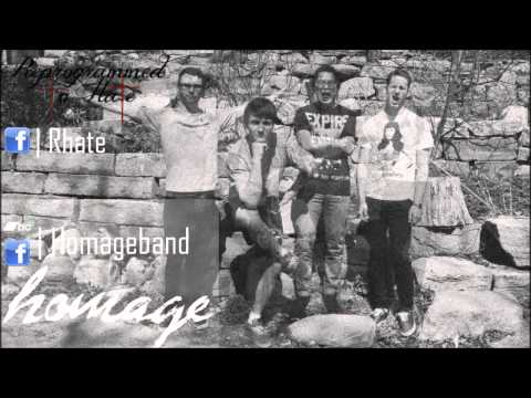 Homage - Displace (New Song 2013)(+Lyrics) HD