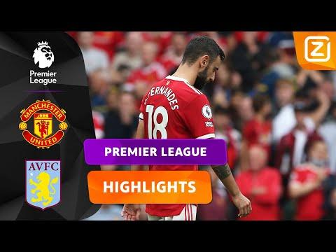 ENORME BLUNDER VAN FERNANDES! 😱 | Man United vs Aston Villa | Premier League 202