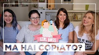 MA HAI COPIATO??? ❤︎ girl boss serie ❤︎ feat ShantiLives, Matchalatte e Machedavvero