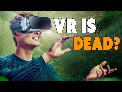 VR is DEAD? - The Know Game News