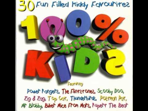 06 BC52s  Meet The Flintstones 100% Kids Customcomps