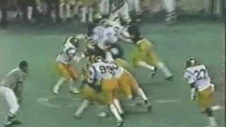 1981 Bluebonnet Bowl: Michigan 33 UCLA 14