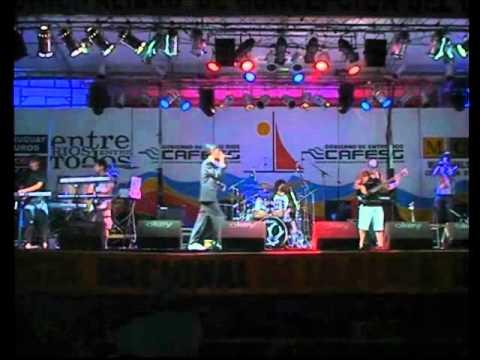 Turi Rastaman & la reggae Band - cancion - fiesta de la playa 2011 (PARTE 4)