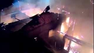 kebakaran Di MPR I Cilandak Jaksel