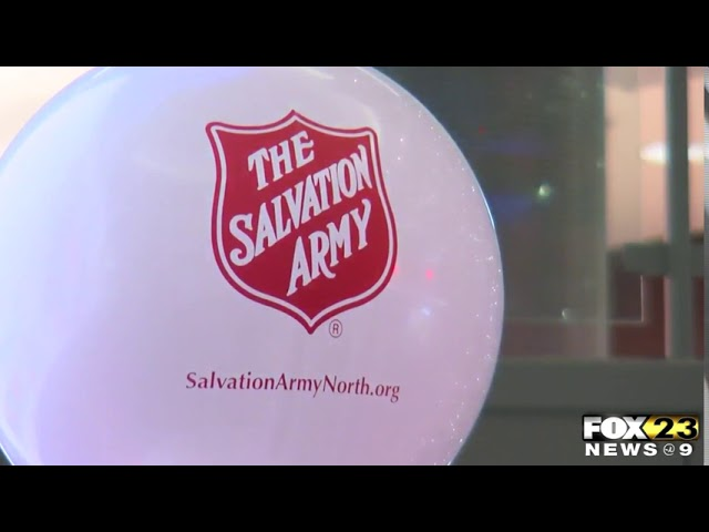 Kindness In Action: Salvation Army begins Red Kettle Campaign early