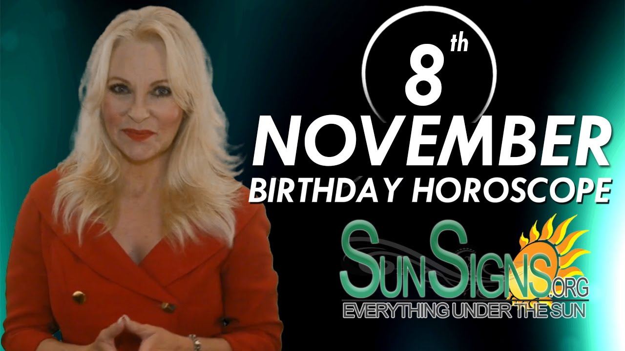numerology date of birth 8 november