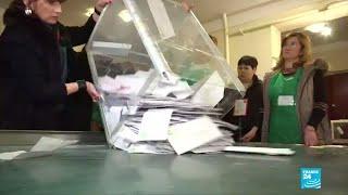 Georgia's close-run presidential elections
