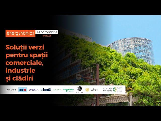 Soluții verzi pentru spații comerciale, industrie și clădiri