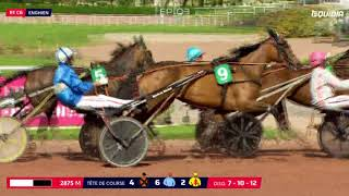 Vidéo de la course PMU PRIX DE GASTON DE WAZIERES