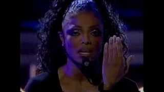 Janet Jackson What About live VH1 Fashion Awards1998