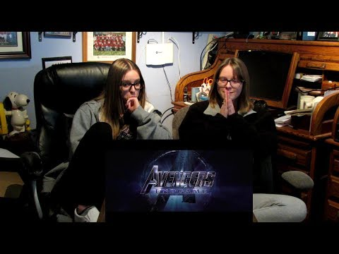 Avengers: Endgame Trailer II - Reaction and Review!!