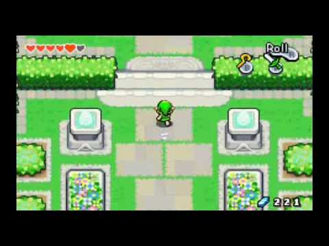 Let's Play The Legend of Zelda: The Minish Cap: Part 10- Seeing Double