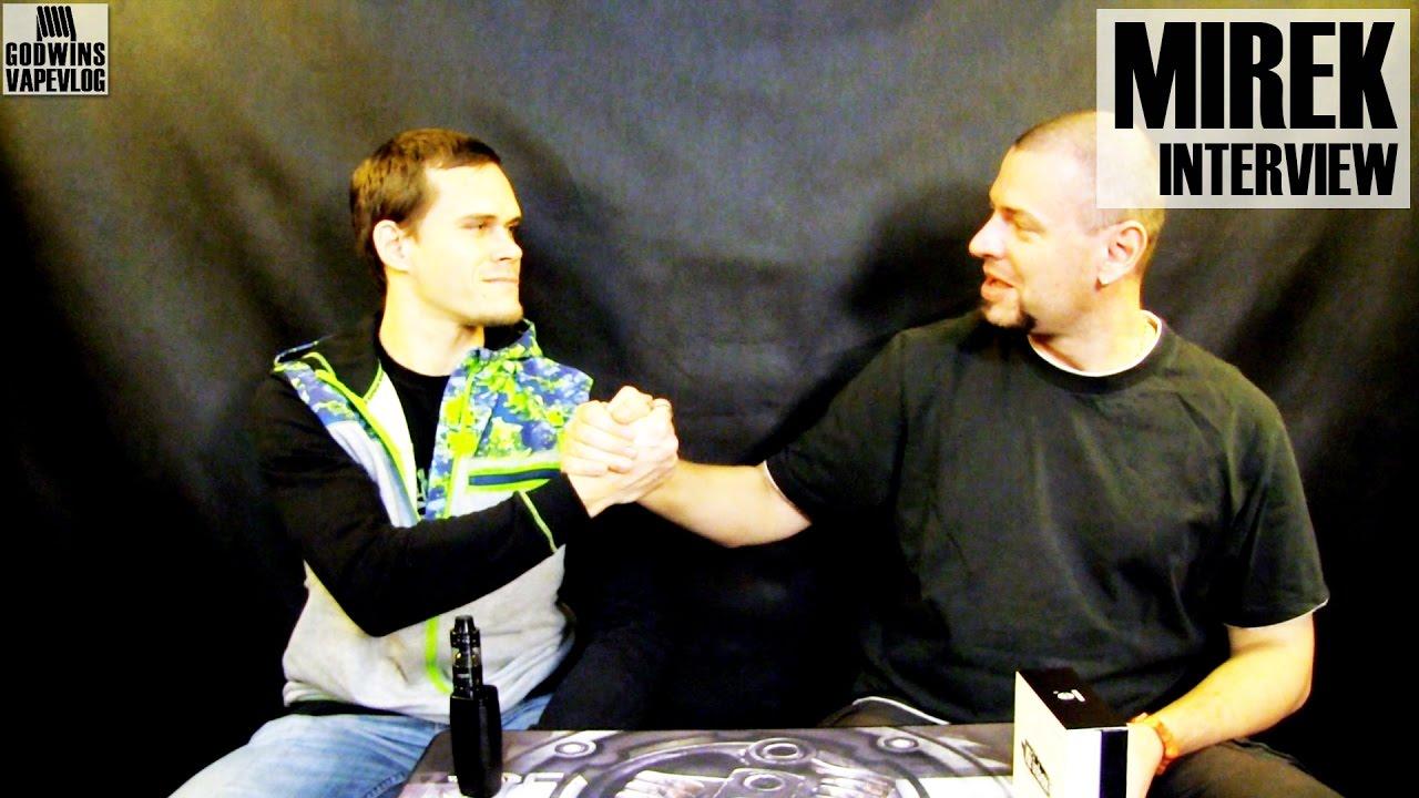 Host v atelieru – Interview s Mirkem