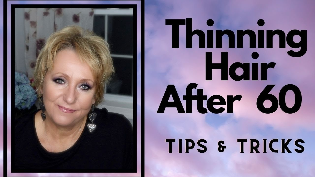 Download Thinning Hair After 60 |Tips and Tricks  | Monika's Beauty & Lifestyle