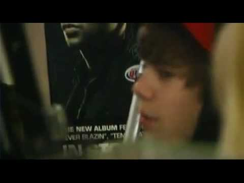 Q100 Atlanta - Justin Bieber on The Bert Show Part 1 Interview 1 22 2010