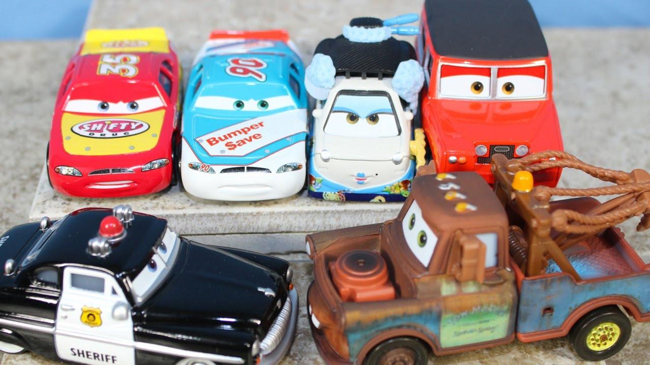 New disney pixar 2015 cars collection shigeko maurice - Juguetes cars disney ...