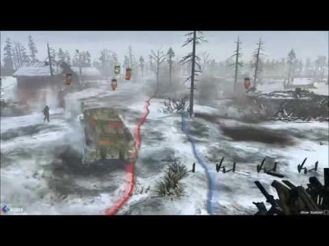 CoH2 - mTw Oka River Battle |