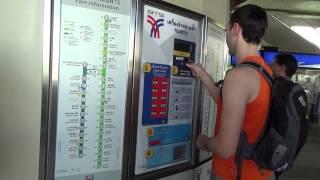как оплачивать проезд на метро BTS в Бангкоке