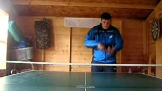 Tennis Tips - Create topspin serve
