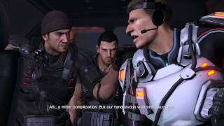 Binary Domain Walkthrough - Chapter 3 Part 1 - PC Gameplay 1080p Full HD