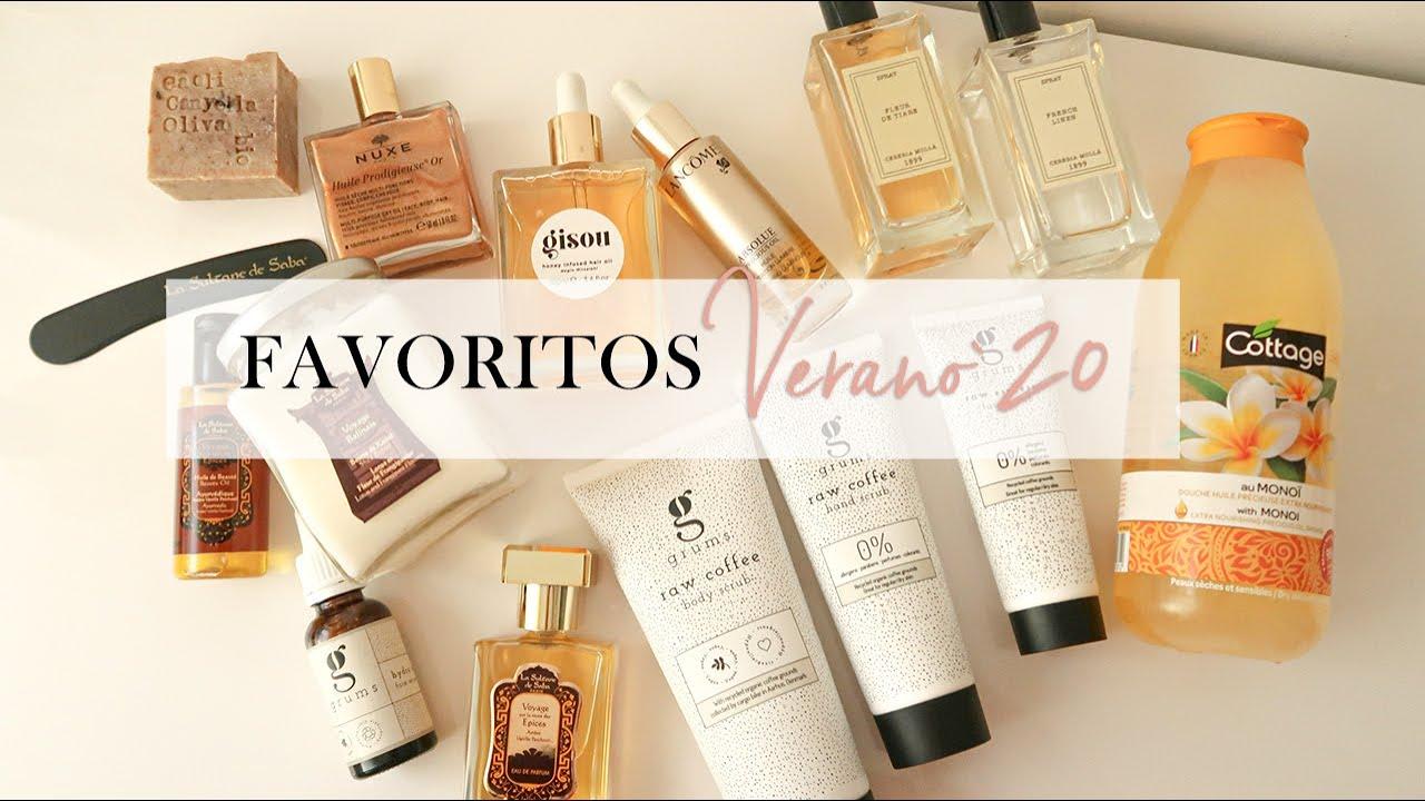 FAVORITOS DE BELLEZA VERANO 2020 | Pas de Basque