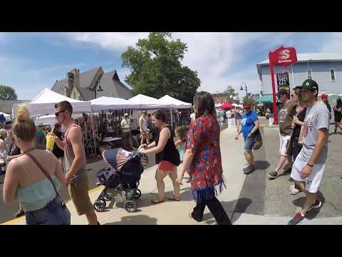Yellow Springs Street Fair  (June 10, 2017)