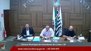 Câmara Municipal de Colina - 11ª Sessão Extraordinária 13/07/2021