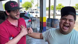 EN EL TALLER CON EL GORDO Y PATRICIO- EL CHIQUETE