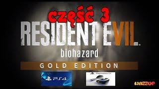 Resident Evil 7 biohazard okulary VR część 3 Wazzup :)
