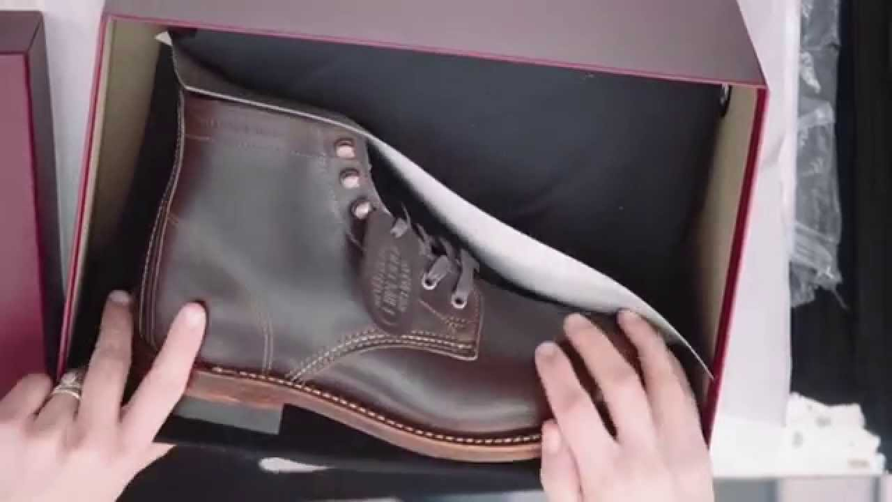wolverine boots how to