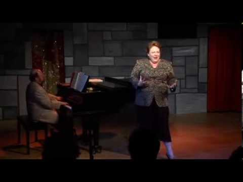"""""""Old Lady's Tango"""" from Candide by Leonard Bernstein, performed by contralto Victoria Hart"""