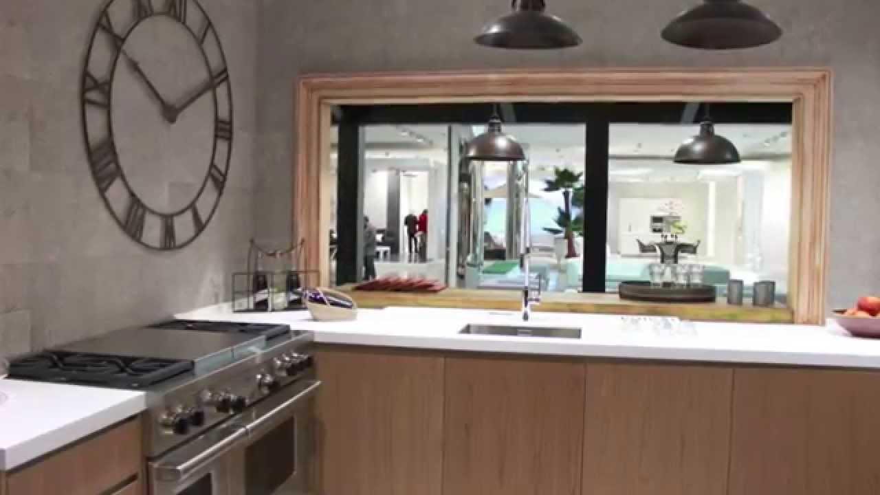 Nuevos revestimientos porcelanosa 2015 nextic nextdeco - Revestimientos cocinas modernas ...