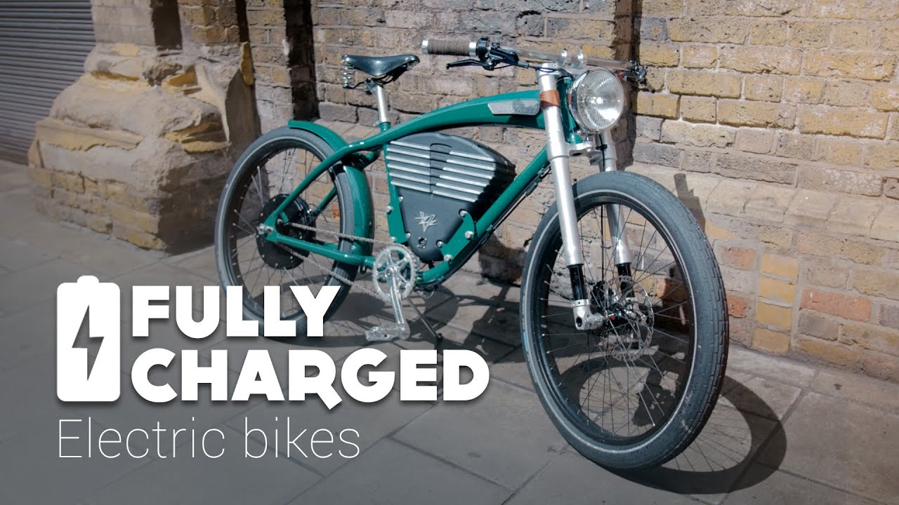 fully charged electric bikes fully charged youtube. Black Bedroom Furniture Sets. Home Design Ideas