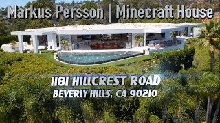 Markus Persson House Minecraft Notch  - 1181 N Hillcrest Rd, B…