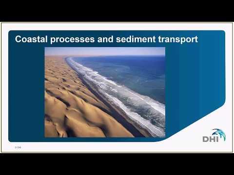 Coastal Processes And Sediment Transport - Webinar