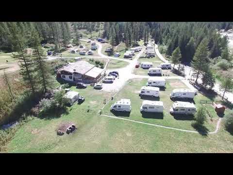 Cogne, Gran Paradiso - Valle D'Aosta - campeggio