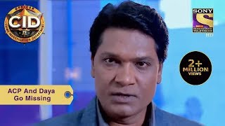 Your Favorite Character  ACP And Daya Go Missing  CID  Full Episode