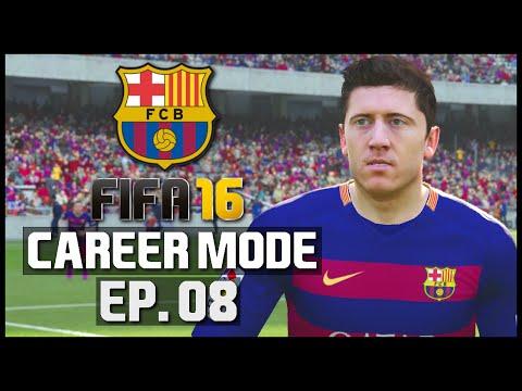 FIFA 16 | Barcelona Career Mode - 'TRANSFER BONANZA!' | #08
