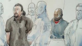 Flot d'insultes, cris, larmes : Jawad Bendaoud perd ses nerfs au tribunal de Bobigny