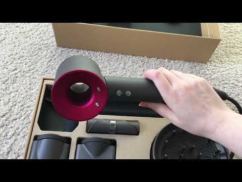 DYSON HAIRDRYER - Unboxing 💇♀️🤓
