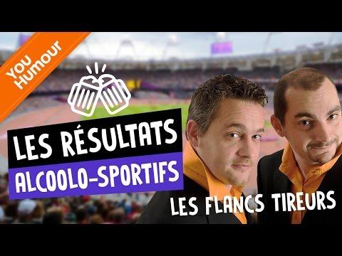 LES FLANCS TIREURS - Les résultats alcoolo-sportifs