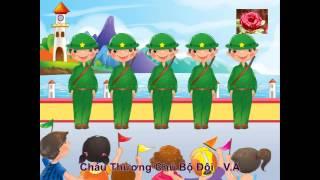Cháu Thương Chú Bộ Đội - V.A