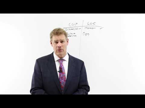 Corporation vs LLC for Real Estate Investing
