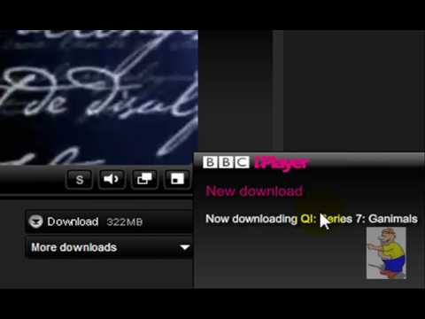 BBC IPlayer Downloading And BBC IPlayer Desktop Features Walkthrough
