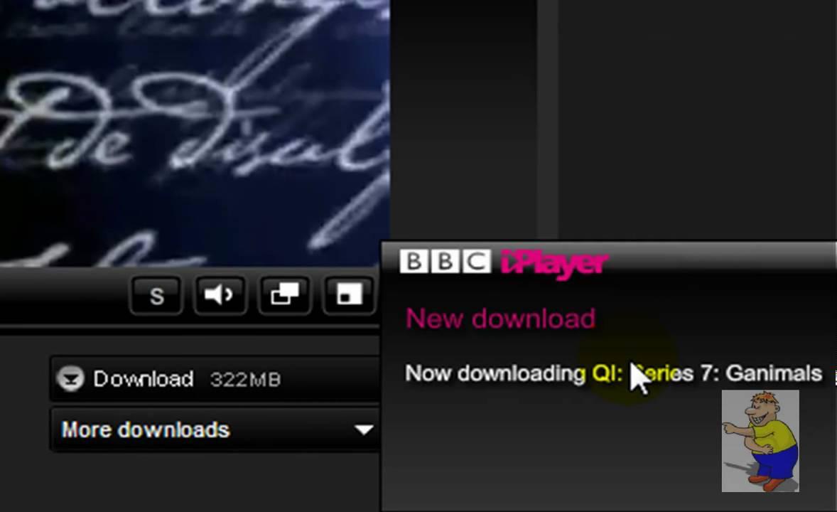 BBC iPlayer Downloading and BBC iPlayer Desktop Features Walkthrough