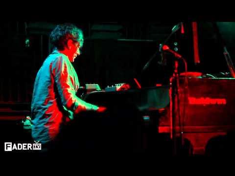 """Hauschka, """"Radar"""" Live at Joe's Pub"""