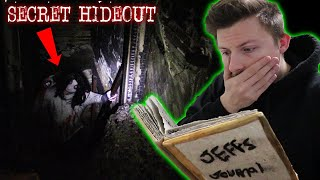 JEFF THE KILLERS JOURNAL reveals DARK SECRETS about his HIDEOUT