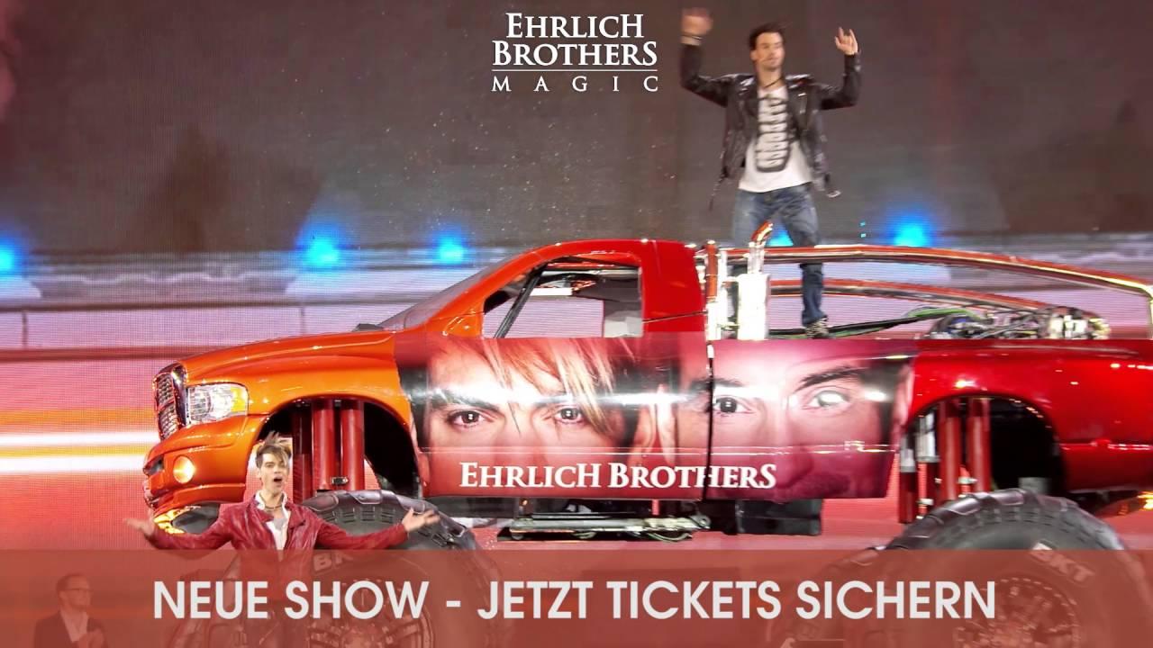 Ehrlich Brothers Chemnitz